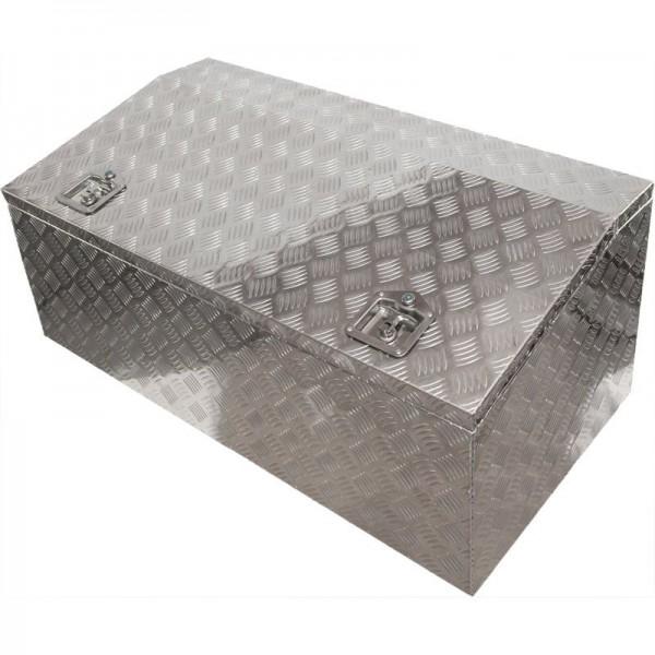 Aluminium-Werkzeugkasten 1200 x 550 x 500/400 mm