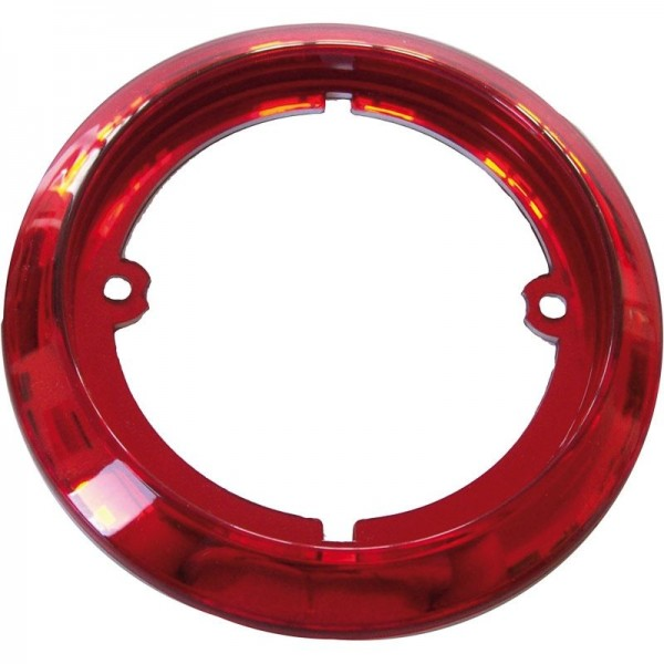 Deco-Ring zu Roundpoint rot