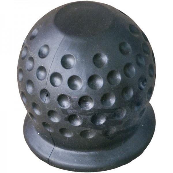 Soft Ball schwarz, Abdeckkappe für Kugelkupplung