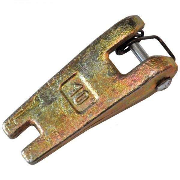 Ersatzteilgarnitur für Gabelkopflasthaken, Ø 13 mm