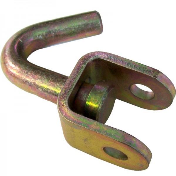 Wirbelhaken für Druckratsche 35 mm, Haken-Ø 15 mm